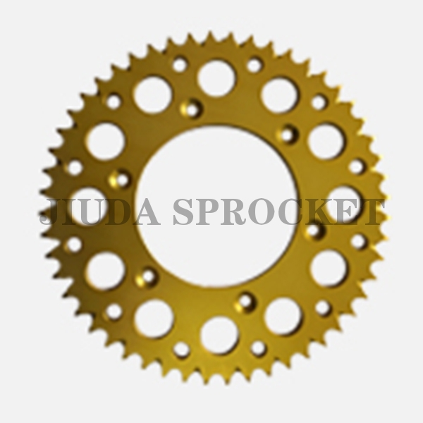 Aluminium alloy sprocket