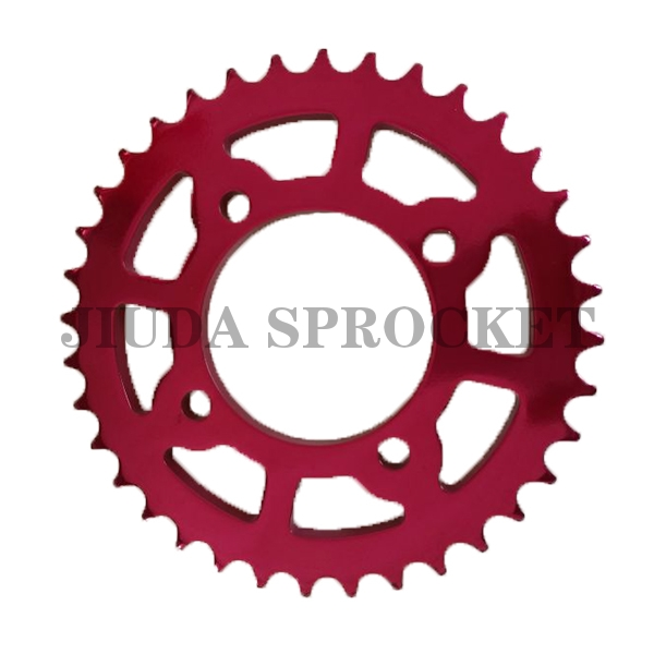 Conventional sprocket